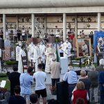 Casnigo ha ricordato don Giuseppe Berardelli, morto nei giorni della pandemia